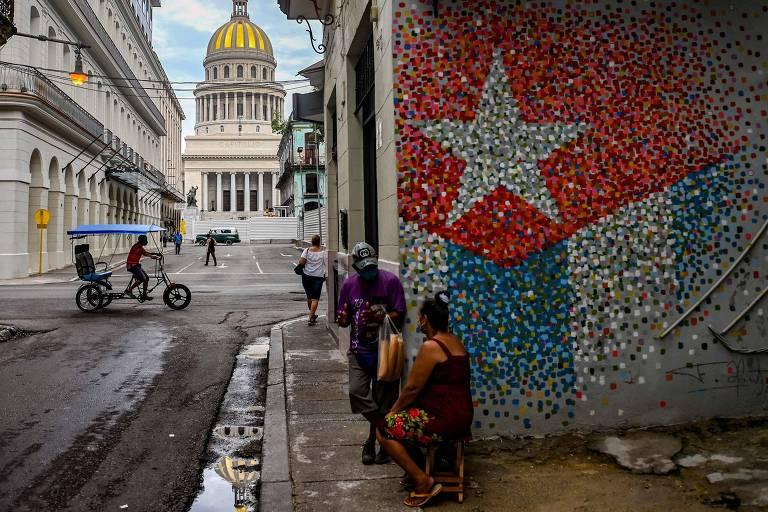 Ativistas desafiam proibição de Cuba e mantêm protestos marcados para novembro
