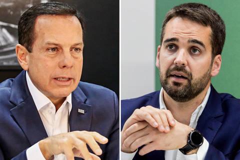 PSDB entra em pé de guerra após ataque de Eduardo Leite a Doria