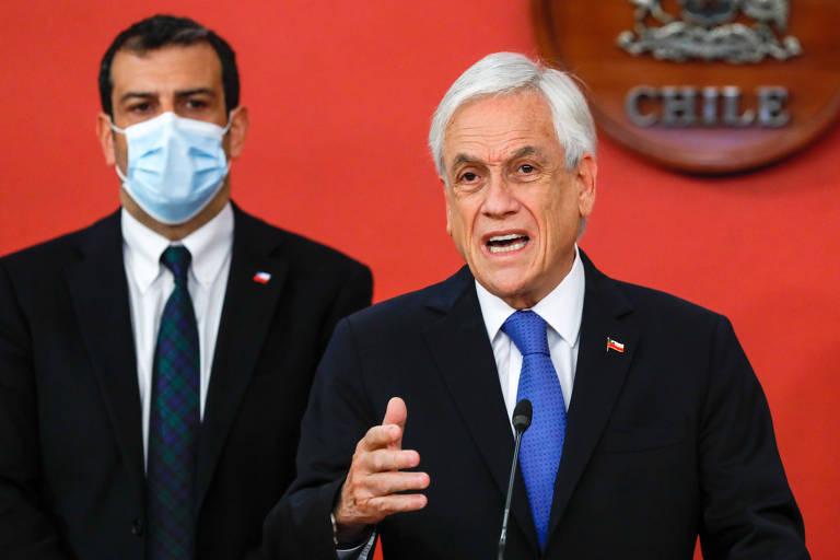 Oposição no Chile entra com pedido de impeachment de Piñera por caso Pandora Papers