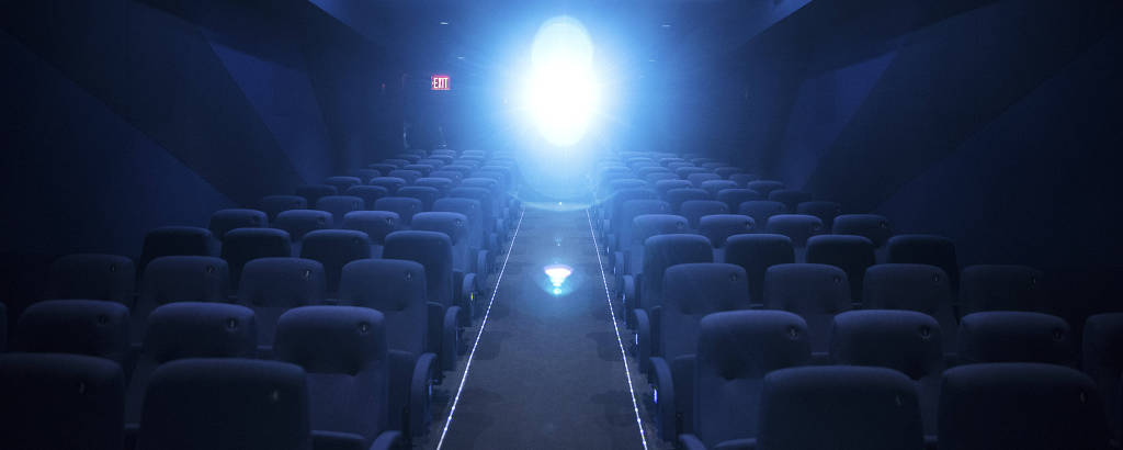 Sala do Quad Cinema, em Nova York