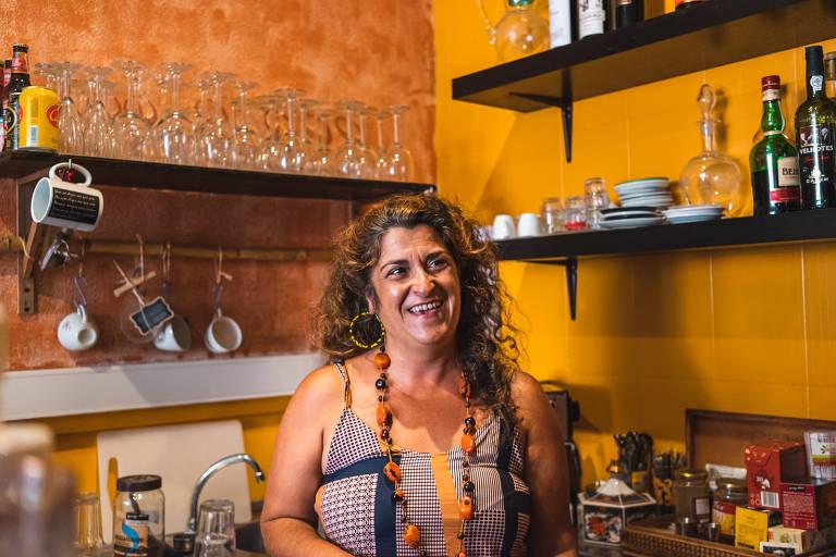 Um restaurante no bairro mais africano de Portugal e da Europa