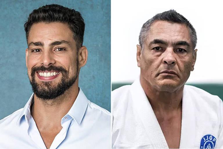 Cauã Reymond vai interpretar Rickson Gracie em filme de José Padilha