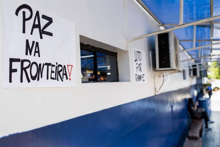 Série de mortes na fronteira leva Brasil e Paraguai a montar bloqueios e lançar operações conjuntas