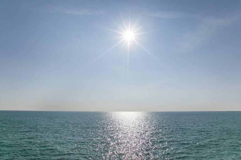 Cientistas detectaram redução de nuvens no Oceano Pacífico oriental