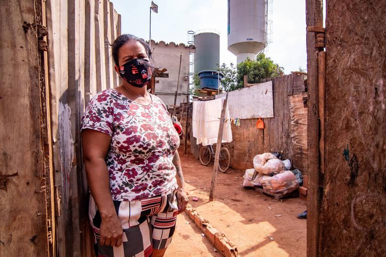 Bolha de riqueza em Brasília é vizinha a miséria