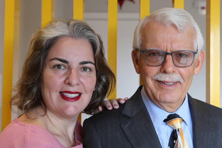 Como Silvio Santos e Patrícia, veja pais que inspiram profissão dos filhos