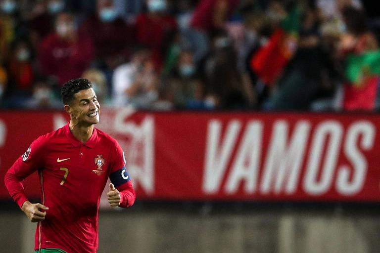 Cristiano Ronaldo, 36, está perto do gol 800 e pode chegar ao 1.000 aos 40