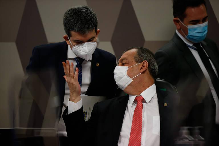 Após embates na CPI da Covid, senadores se preparam para batalhas eleitorais em 2022