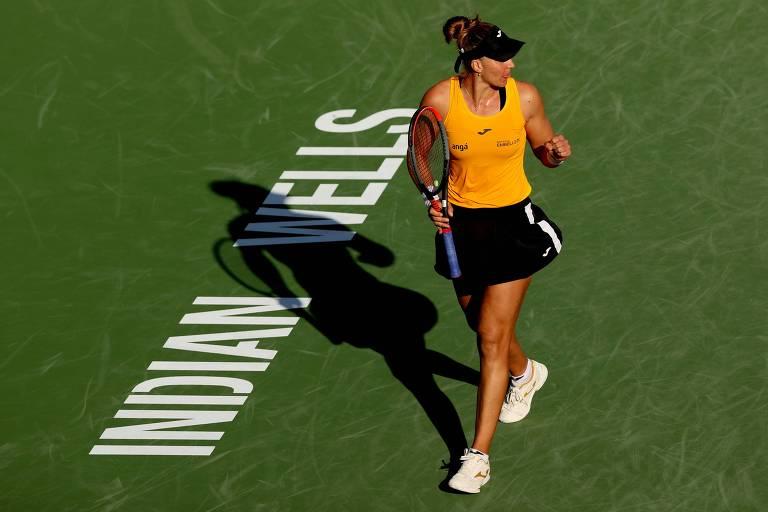 Bia Haddad volta ao top 100 do tênis mais 'verdadeira' e consciente