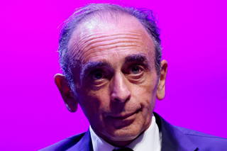 FILE PHOTO: Far-right French commentator Eric Zemmour launches a book before likely presidential run