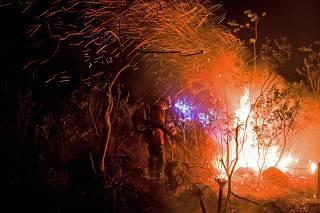 BRAZIL-FIRE
