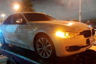 BMW USADA POR QUADRILHA ESPECIALIZADA EM ROUBO