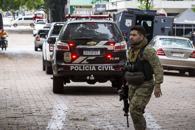 Entenda onda de violência que impõe medo na fronteira do Brasil com o Paraguai