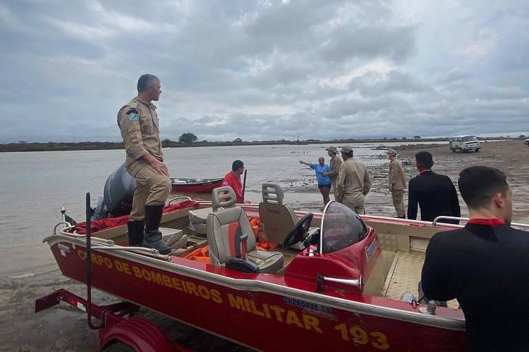 Corpo da 7ª vítima de naufrágio no Pantanal é encontrado após dois dias