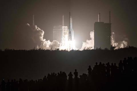 China testa nova capacidade militar com míssil hipersônico e surpreende EUA