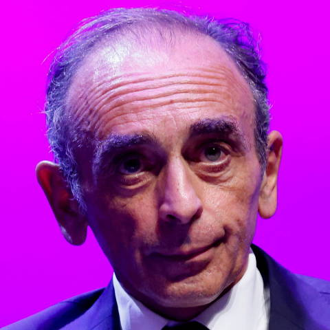 FILE PHOTO: Far-right French commentator Eric Zemmour attends a news conference for the promotion of his new book