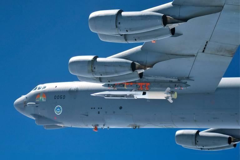EUA ainda não sabem o que fazer com a ameaça dos mísseis hipersônicos