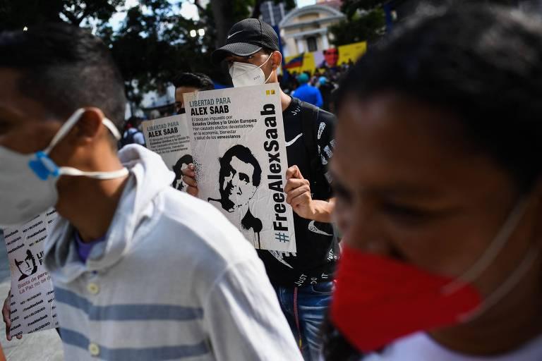 Aliado de Maduro extraditado aos EUA diz que não vai colaborar com Justiça americana