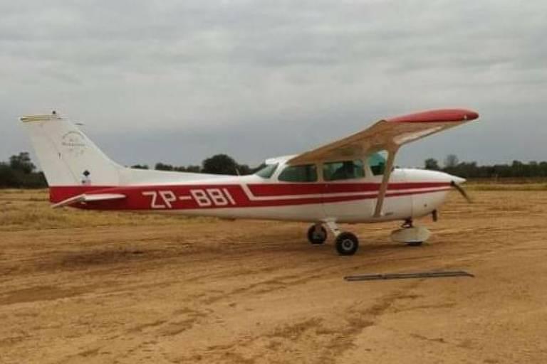 Criminosos invadem hangares e fogem com aviões no Brasil e Paraguai