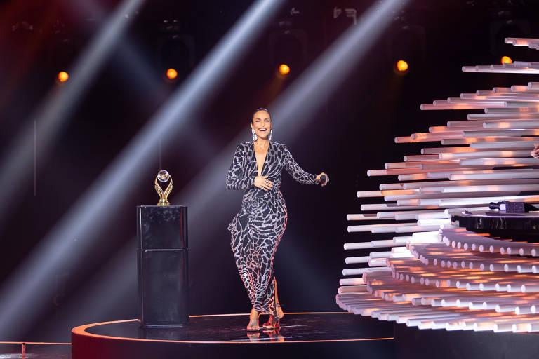 Camilla de Lucas terá novo destino na Globo após The Masked Singer