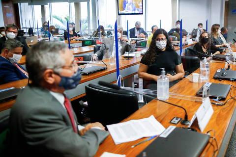Parentes de vítimas da Covid cobram da CPI relatório firme e repudiam reação do governo Bolsonaro à crise