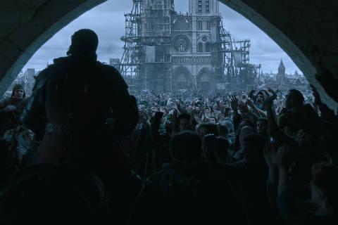 Cena de 'O Último Duelo', longa dirigido por Ridley Scott