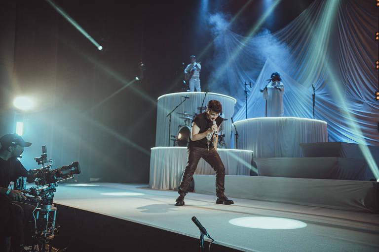Jão, que lota casa de shows com milhares de fãs, lança agora seu terceiro disco, 'Pirata'