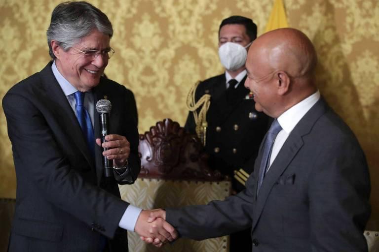 Equador declara estado de exceção devido a violência e narcotráfico