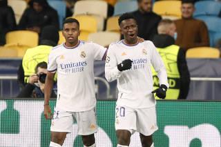 Champions League - Group D - Shakhtar Donetsk v Real Madrid