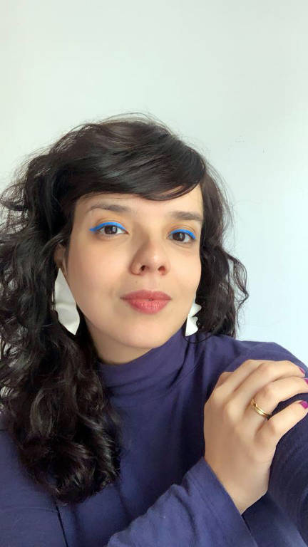Daniela Arrais, sócio-fundadora do Contente