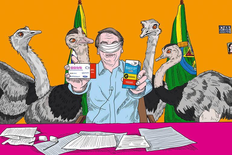 Bolsonaro ficou inteligente?