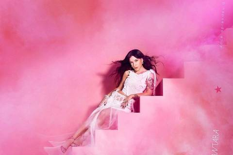 Priscilla Alcantara lança álbum 'Você aprendeu a amar?'.(Foto: Divulgação)
