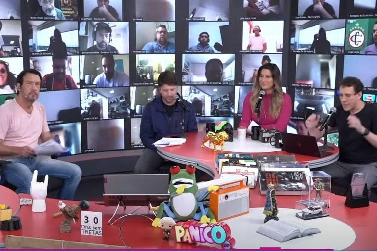 Novo canal da Jovem Pan traz 'Pânico' de volta à TV