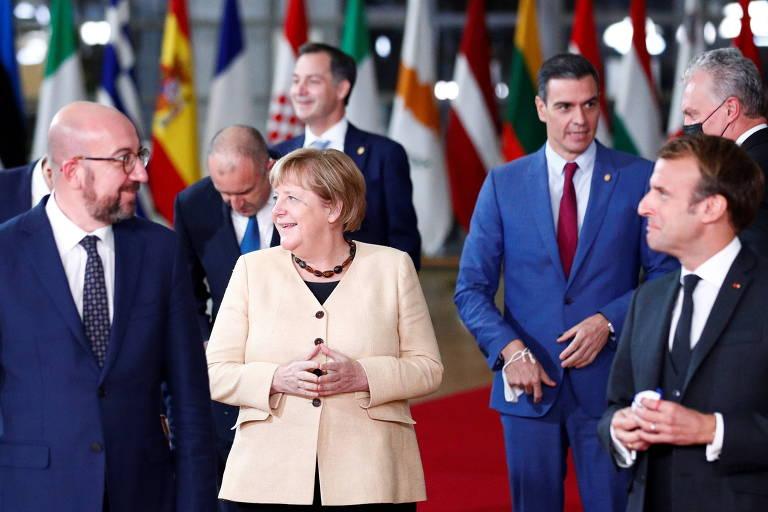 Líderes da UE decidem que acordos comerciais devem resguardar ambiente