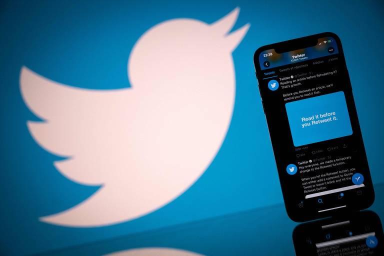 Twitter favorece alcance de políticos e jornais de direita, diz relatório da empresa