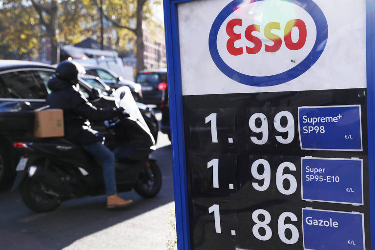 França dará 100 euros a 38 milhões para ajudar a pagar conta de luz