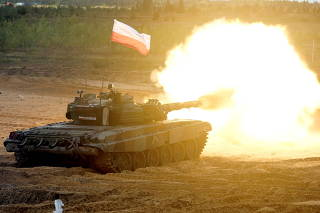 Baltic and Polish Ministers of Defence attend military exercise
