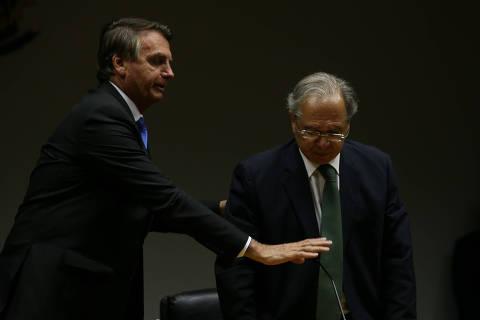 Vocês não conhecem as ruas, disse Bolsonaro a Guedes e equipe ao defender Auxílio Brasil de R$ 400