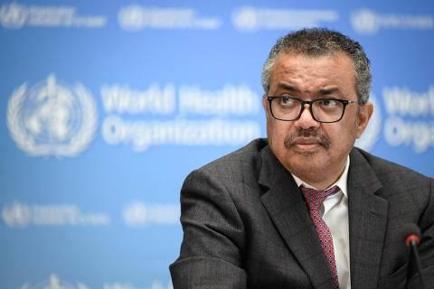 Pandemia terminará 'quando todo mundo decidir' acabar com ela, diz chefe da OMS