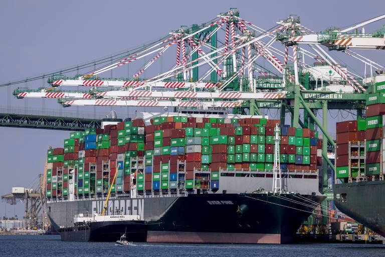 Empresas americanas apontam inflação 'brutal' por problemas na cadeia produtiva