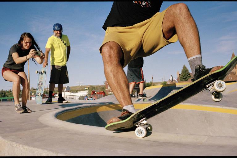 O Thunder Park, uma pista de skate de 1,1 mil metros quadrados que custou custou US$ 300 mil, foi construida por Jeff Ament, baixista e fundador da banda Pearl Jam