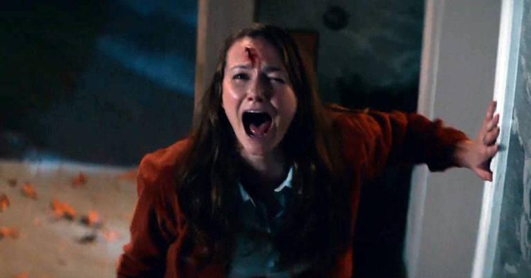 "Cenas do filme ""Halloween Kills"" (2021)"
