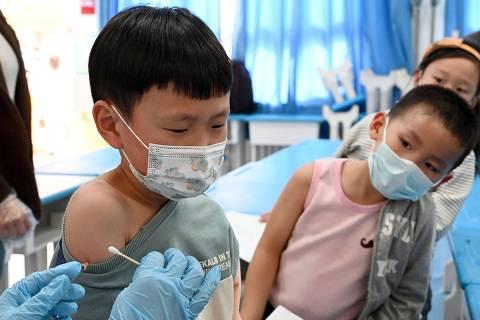 Pfizer deve pedir aval de vacina contra Covid em crianças de 5 a 11 anos à Anvisa em novembro