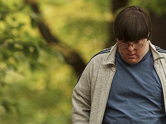 """Cena do filme """"Namorada"""" (2011), que conta a história de um rapaz com síndrome de Down que tenta conquistar uma namorada"""