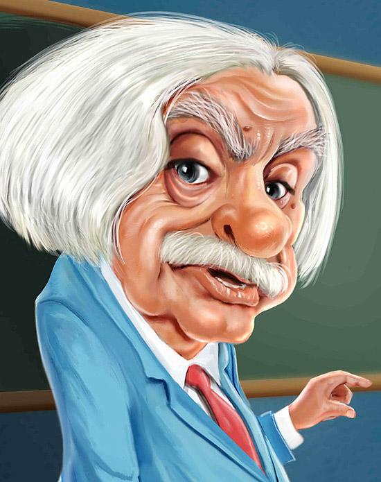 Resultado de imagem para professor raimundo caricatura