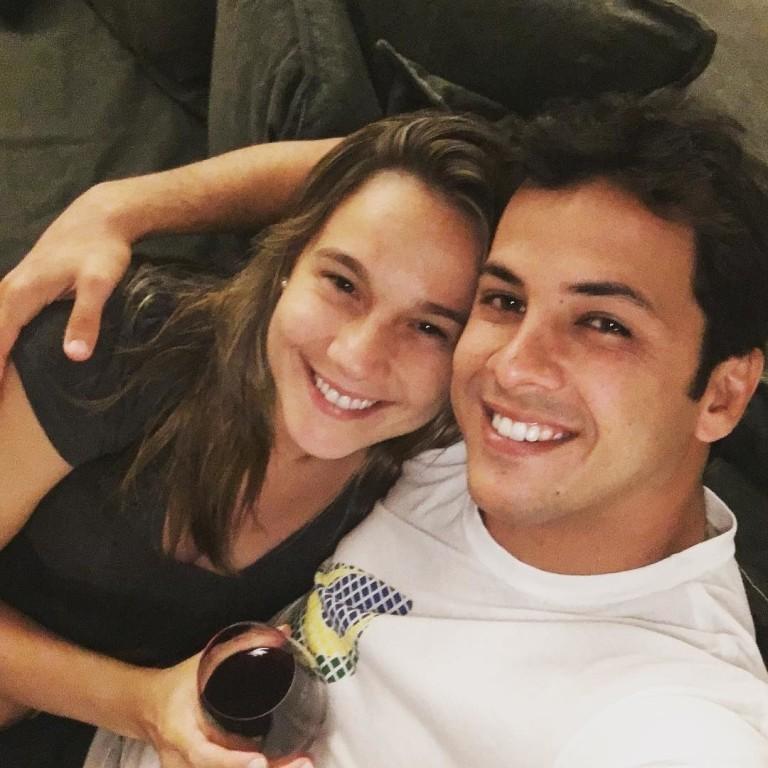 Ex de Fernanda Gentil comenta fim do casamento e é criticado na web