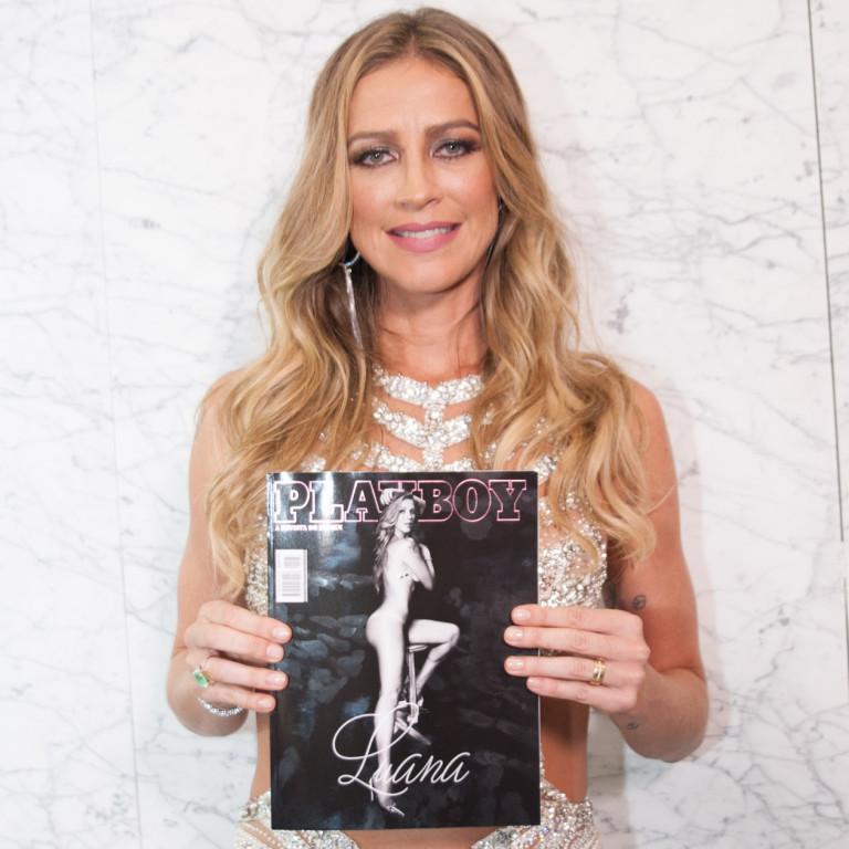Nova 'Playboy': 33 fotos de Luana (elegantes), zero frases curiosasde Neymare 40% mais cara