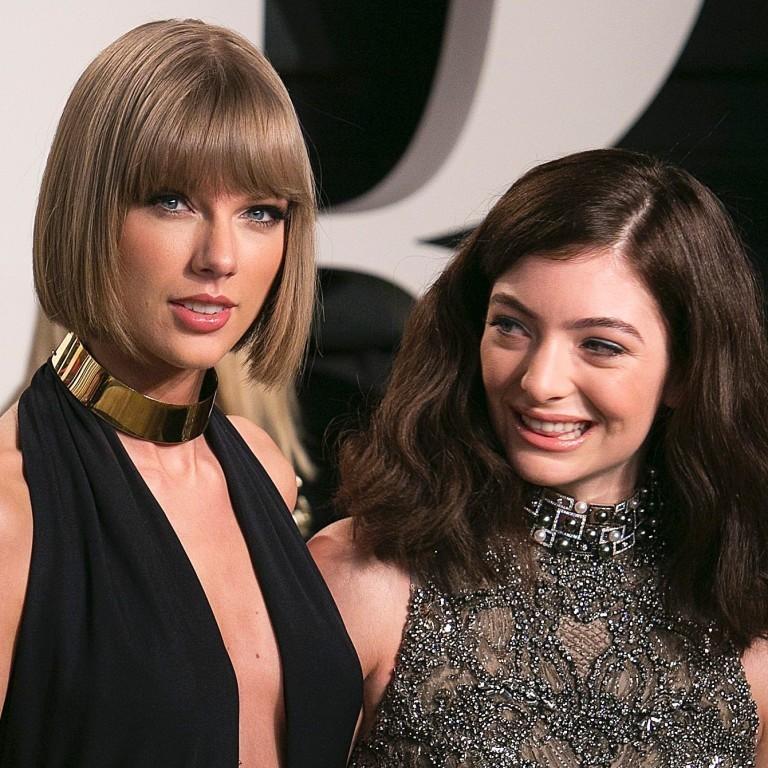 Taylor Swift e Lorde 'tietam' Rihannaem festival nos EUA; assista