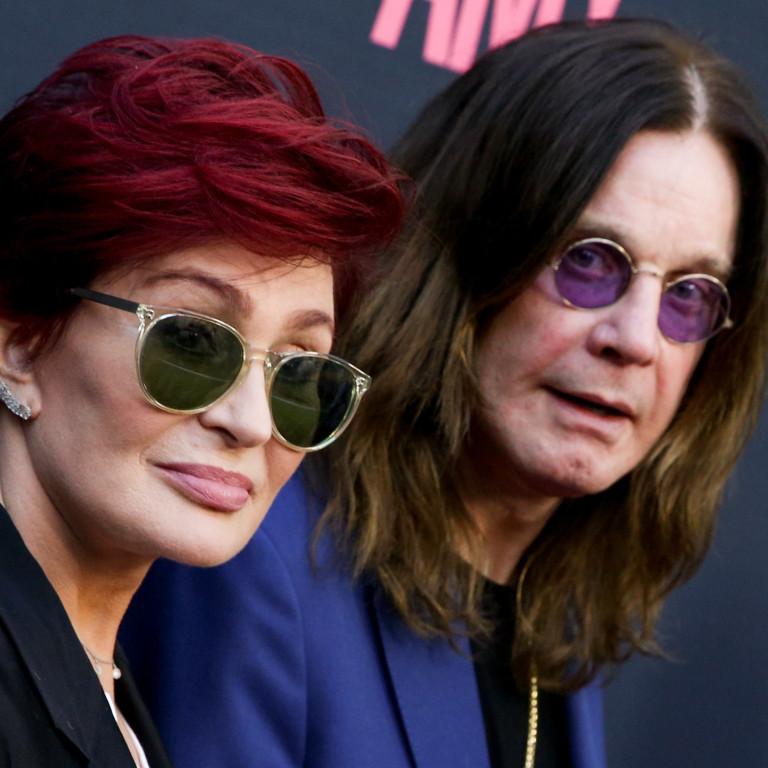 Sharon Osbourne confirma separação de Ozzy após 33 anos juntos