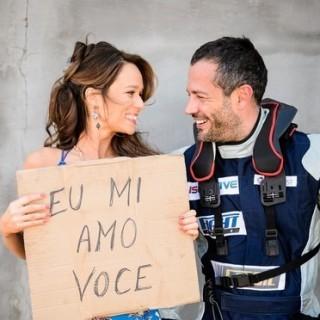 Malvino Salvador e Mariana Ximenes serão Apolo e Tancinha